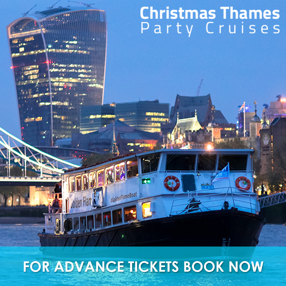 Christmas Boat Party London.Christmas Boat Party London Deposit Only